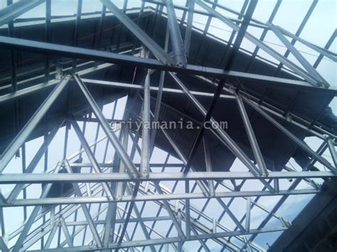 Atap Multiroof Di Jambi atap baja ringan griyamania