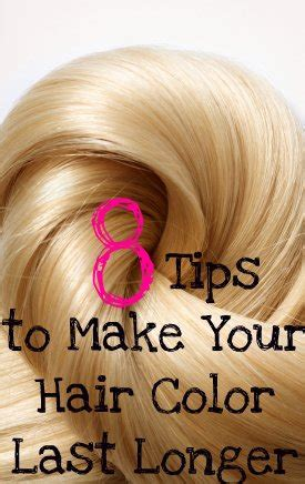 hair color put your picture 8 tips to make your hair color last longer you put it on