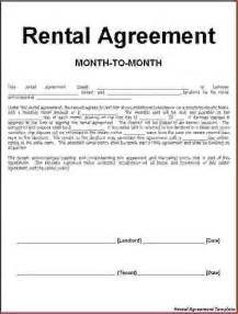 template of lease agreement 4 lease contract slereport template document report