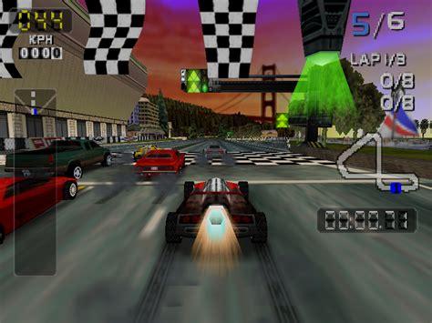 Car Park by San Francisco Rush 2049 Download Game Gamefabrique