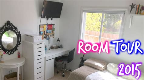 small bedroom tour small room tour 2015 youtube
