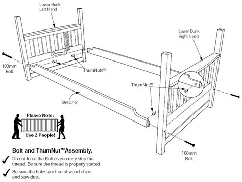 wooden futon assembly instructions assembly instructions of cinnamon futon bunk bed how to