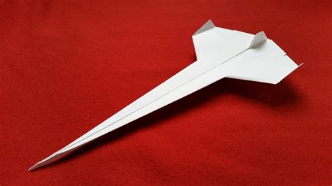 What Makes A Paper Airplane Fly Farther - how to make a paper airplane best paper plane that flies