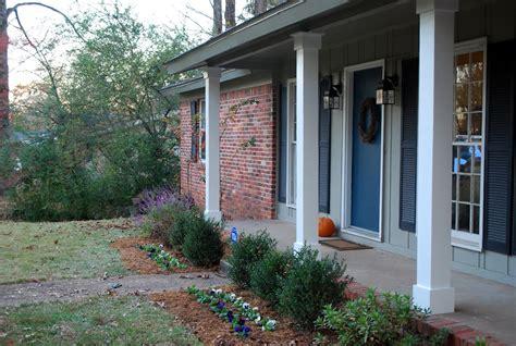 square porch columns ideas