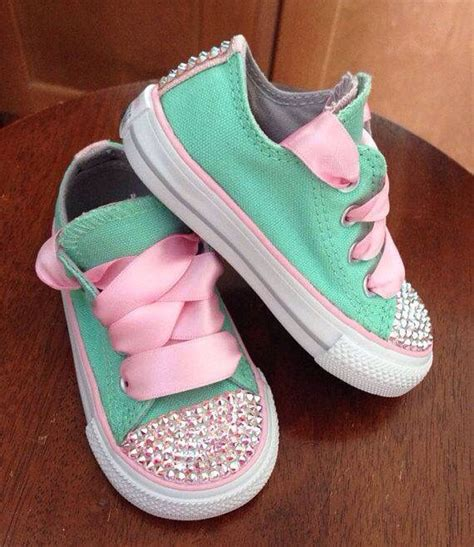 diy rhinestone baby shoes 28 best images about baby converse with a bling on