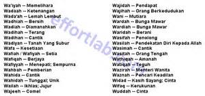 Kumpulan nama nama bayi dan artinya abjad k newhairstylesformen2014
