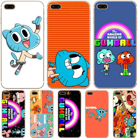The Amazing F0665 Iphone 5 5s Se Casing Custom Hardcase g312 the amazing world of gumball transparent thin cover for apple iphone 4 4s 5 5s se