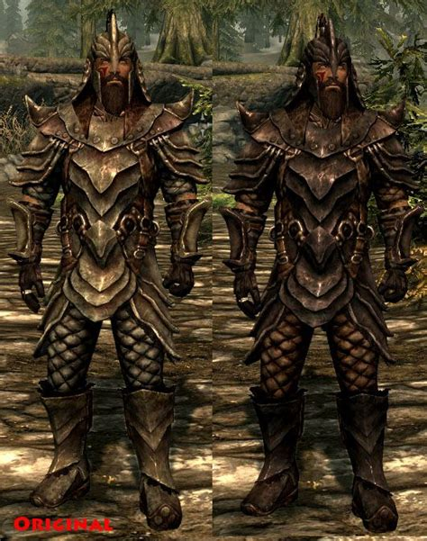 skyrim hot orc mod skyrim orcish armor for our orc friends let s cosplay