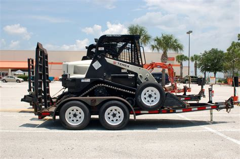 terex pt 30 compact track loader at home depot lake wales