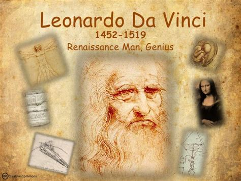 Leonardo Da Vinci Leonardo Da Vinci Powerpoint