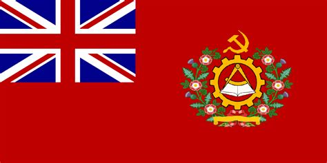 flags of the world history sam s flags communist british isles alternative history