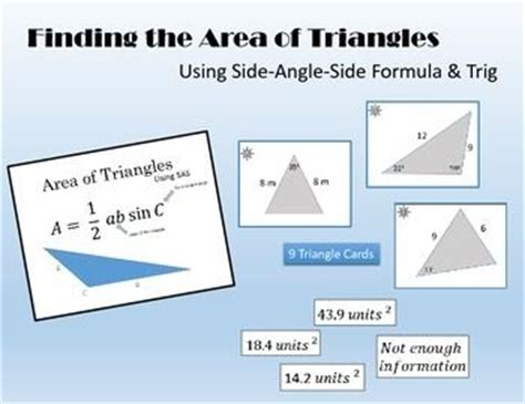 Credit Triangle Formula 17 Best Ideas About Triangle Formula Area On Formulas In Maths Pythagorean Theorem