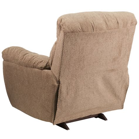 fabric rocker recliners contemporary natilda mocha fabric rocker recliner am 9030