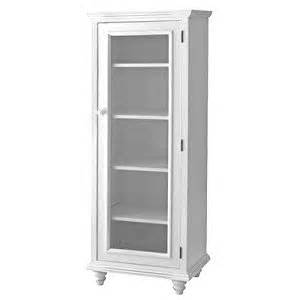 Curio Cabinets In White Outer Banks Curio Cabinet Finish White