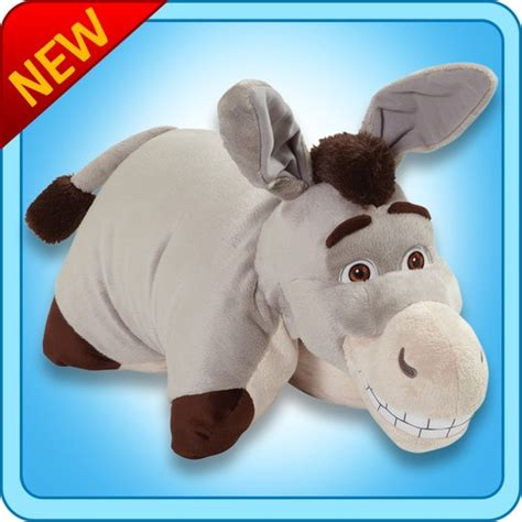 Sully Pillow Pet by Earth Alone Earthrise Book 1 Donkeys Pets And Pillows