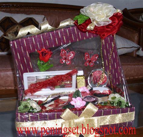 Perlengkapan Make Up Pengantin hantaran pengantin