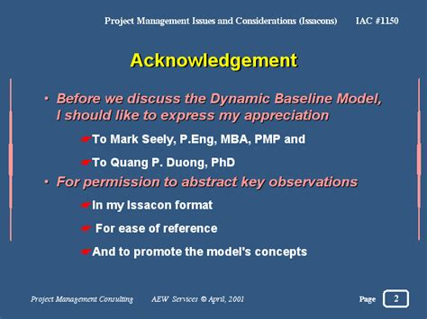 acknowledgement thesis ppt acknowledgement