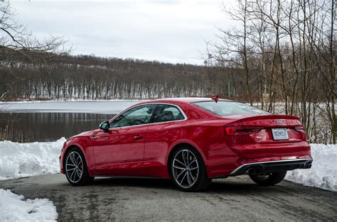 Audi S5 Test by Drive 2018 Audi S5 Coupe