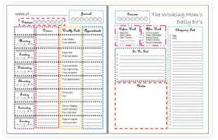 organizing finances template free printable weekly organizer free printable working