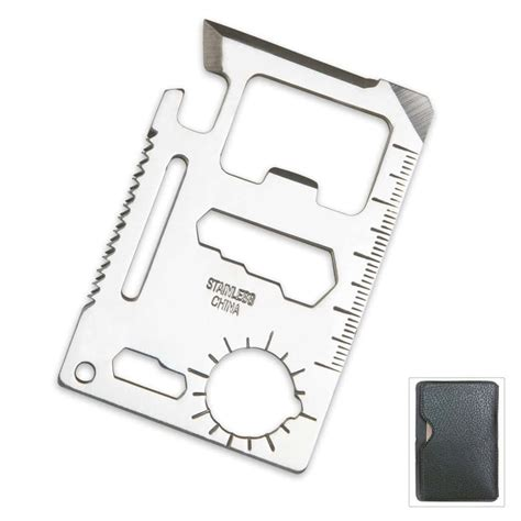 credit card multi tool 10 cool multi tools well done stuff
