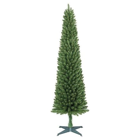 6 ft slim alberta spruce artificial christmas t target