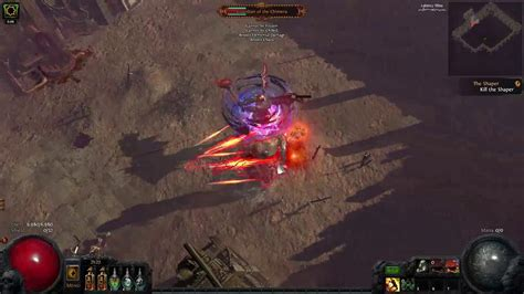 Path Of Exile Pit Of The Chimera Boss Fight Ngamahu S Chimera Pit