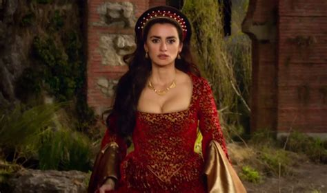 film about queen going out penelope cruz in new the queen of spain teaser trailer