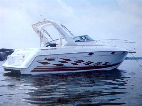 boat trader formula 31 pc 2003 formula 31 pc 31 foot 2003 motor boat in lakemoor