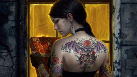 tattoo girl image hd 429 too many requests