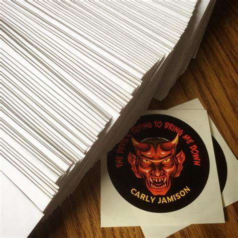 Free Sticker Giveaway - free halloween sticker update carly jamison