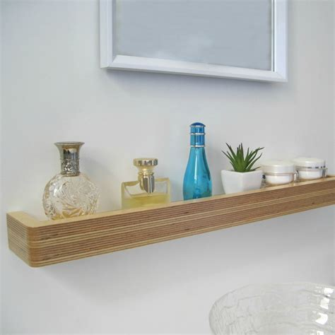 slimline floating shelf � homeware furniture and gifts
