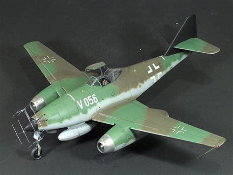 A1toys Easy Model Me 262 A 1a White 8 Pesawat Tempur Da 1 48 trimaster me 262a 1a nachtjager by bill lachance