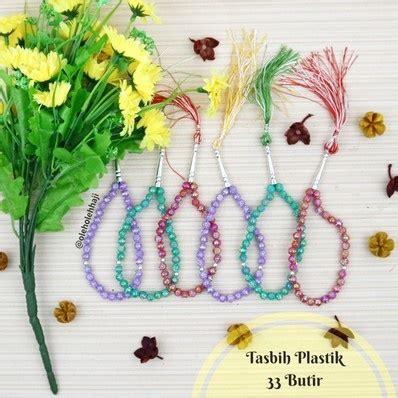 Tasbih Digital Oleh Oleh Haji jual tasbih plastik cantik grosir tasbih tasbih murah