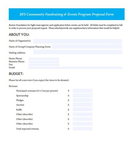 9 free event program templates bussines proposal 2017