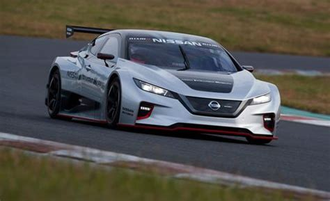 nissan leaf nismo rc   quick   tesla model