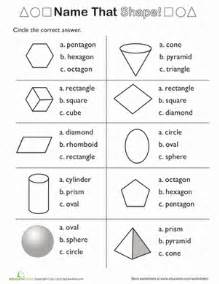 shape review line segments symmetry and more