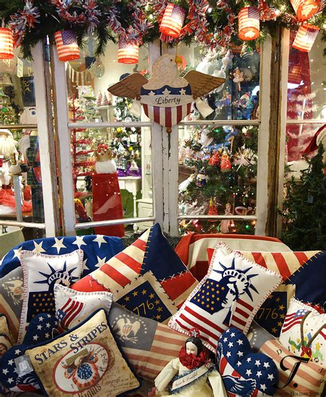 best 28 americana christmas decorations i would do