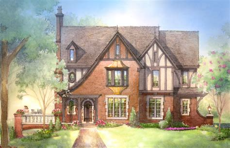 tudor home plans this ridiculously close to what i imagined as my dream
