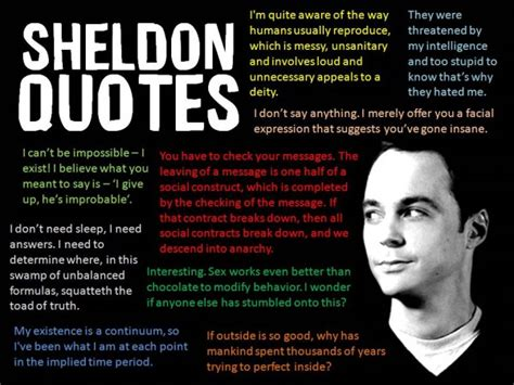 Funny Sheldon Cooper Quotes   I Have A PC