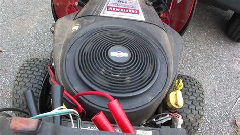 craftsman yts 4000 engine wiring diagram 40 wiring