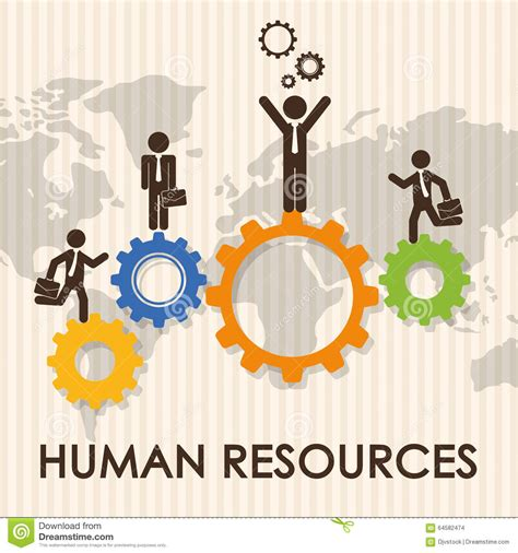 free design resources vector human resources design stock vector image of work