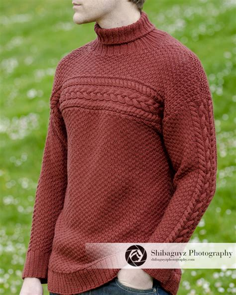How To Make Handmade Sweater - what to crochet or knit for that shibaguyz designz