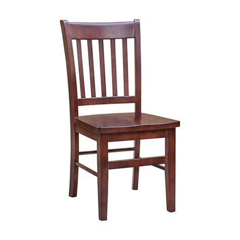 hawthorn chair mahogany drwmcw77dmah