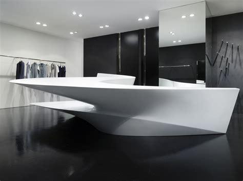 by zaha hadid neil barrett neil barrett shop in shop by zaha hadid architects seoul