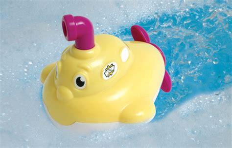 bathtub submarine toy wow toys suzie floating submarine bath toy girls preschool