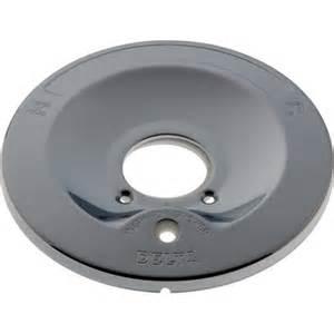 Delta Kitchen Faucet Models delta escutcheon for push button diverter amp reviews wayfair