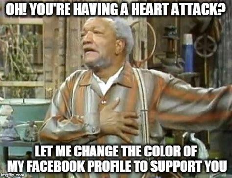 Heart Attack Meme - the proper heart attack response imgflip