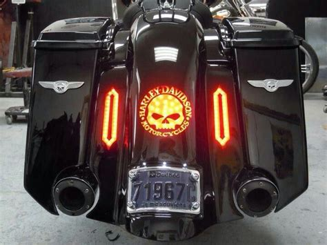 20 Best Bagger Images On Pinterest Custom Baggers Harley Davidson Patio Lights