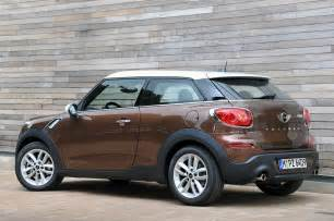 Mini Cooper 2014 2014 Mini Cooper S Paceman Drive Photo Gallery