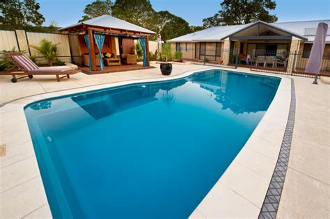 how much is a backyard pool how much does a fiberglass pool cost